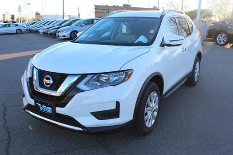 2017 Nissan Rogue for sale in El Paso TX