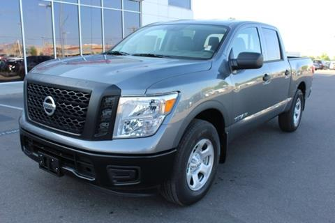 2017 Nissan Titan for sale in El Paso TX