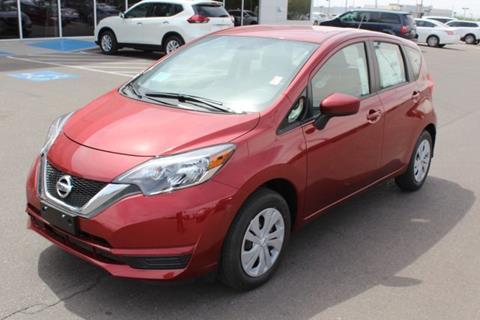 2017 Nissan Versa Note for sale in El Paso TX