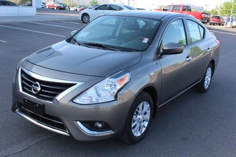 2017 Nissan Versa for sale in El Paso TX