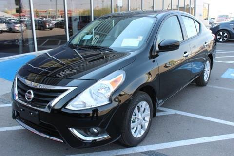 2017 Nissan Versa for sale in El Paso, TX