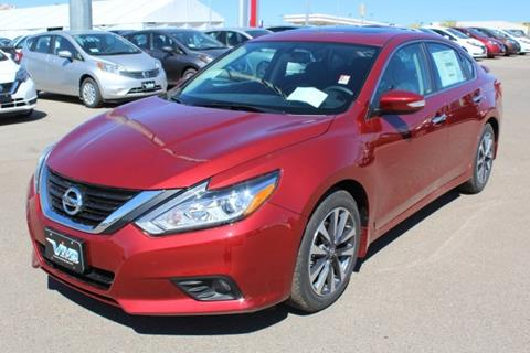 2017 Nissan Altima for sale in El Paso, TX