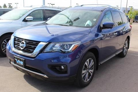 2017 Nissan Pathfinder for sale in El Paso, TX