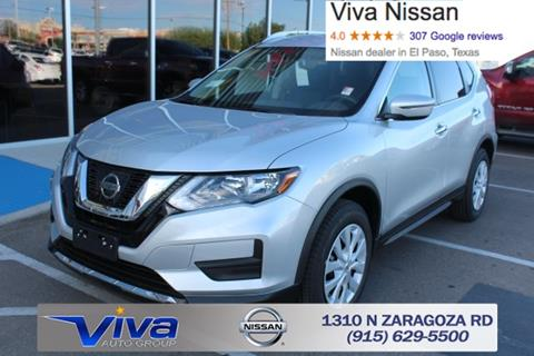 2017 Nissan Rogue for sale in El Paso, TX