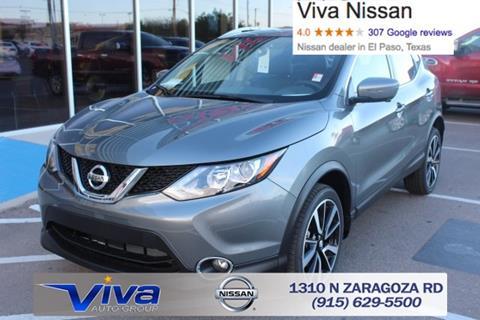 2017 Nissan Rogue Sport for sale in El Paso, TX