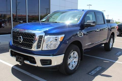 2017 Nissan Titan for sale in El Paso TX