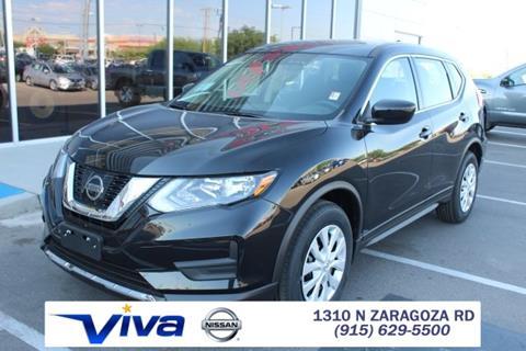 2017 Nissan Rogue for sale in El Paso, TX