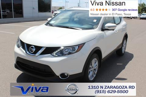 2017 Nissan Rogue Sport for sale in El Paso TX