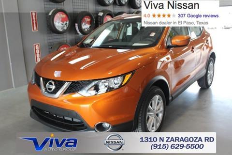 2017 Nissan Rogue Sport for sale in El Paso TX