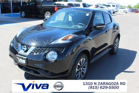 2017 Nissan JUKE for sale in El Paso, TX