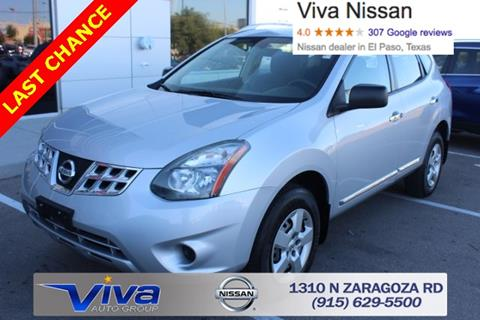 2015 Nissan Rogue Select for sale in El Paso TX