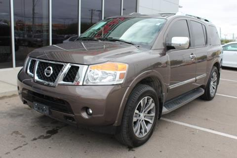 2015 Nissan Armada for sale in El Paso TX