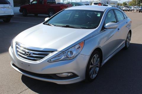 2014 Hyundai Sonata for sale in El Paso TX