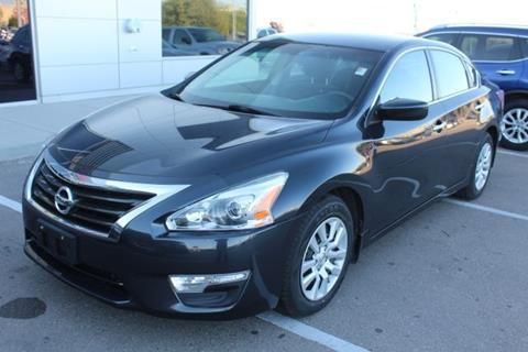 2013 Nissan Altima for sale in El Paso, TX