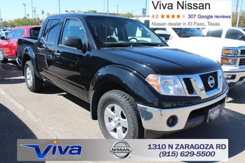 2010 Nissan Frontier for sale in El Paso TX