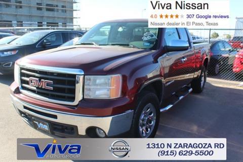 2009 GMC Sierra 1500 for sale in El Paso TX