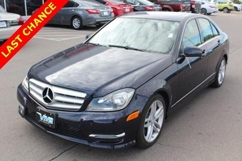 2013 Mercedes-Benz C-Class for sale in El Paso TX