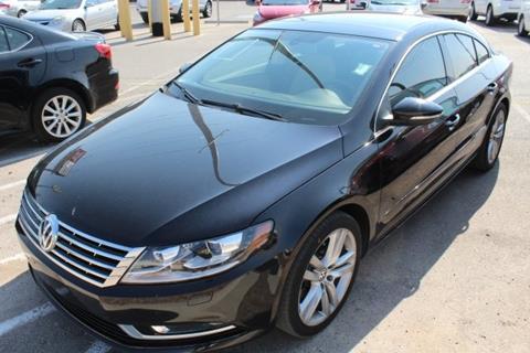 2013 Volkswagen CC for sale in El Paso TX
