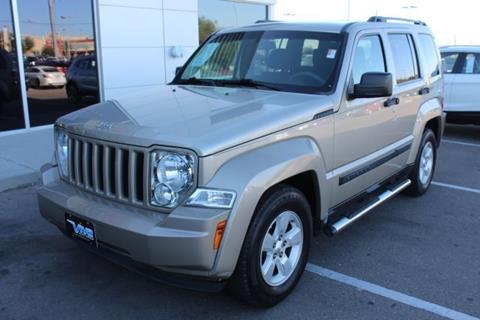 2010 Jeep Liberty for sale in El Paso TX