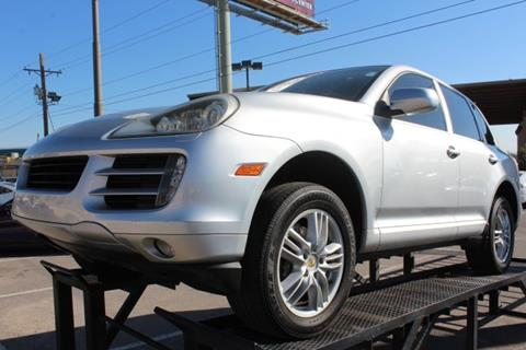 2009 Porsche Cayenne for sale in El Paso, TX
