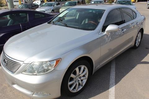 2008 Lexus LS 460 for sale in El Paso, TX