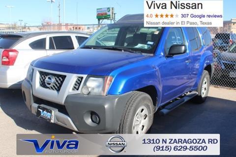 2012 Nissan Xterra For Sale In El Paso, TX