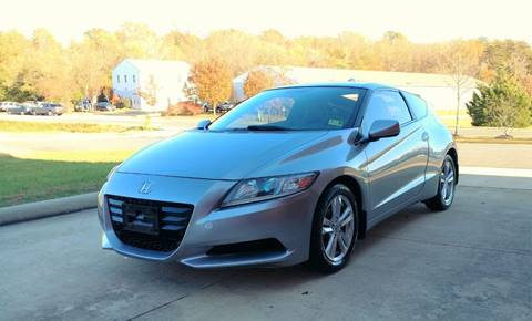 2011 Honda CR-Z for sale in Fredericksburg, VA