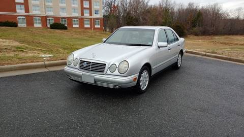 1997 Mercedes-Benz E-Class E 320 for sale at Mafhh Autos LLC in Fredericksburg VA