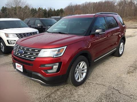2017 Ford Explorer for sale in North Kingsville, OH