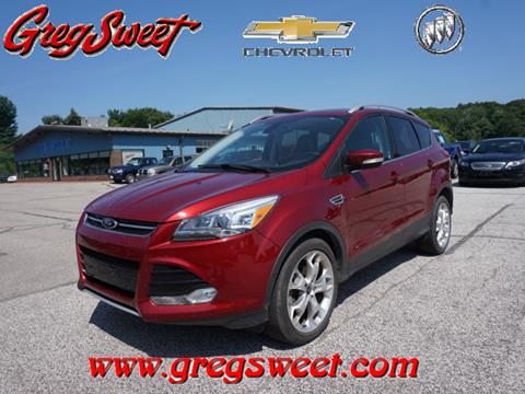 2014 Ford Escape for sale in North Kingsville, OH