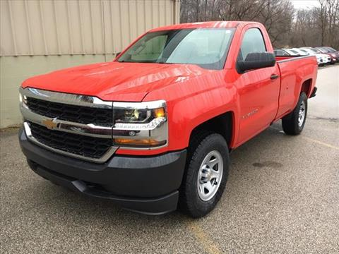 2017 Chevrolet Silverado 1500 for sale in North Kingsville, OH