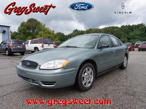 2007 Ford Taurus for sale in North Kingsville, OH