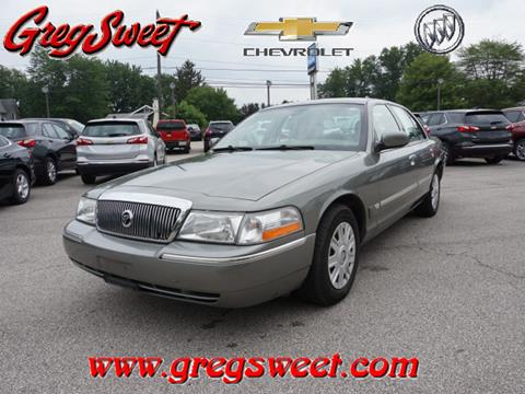 2004 Mercury Grand Marquis for sale in North Kingsville, OH