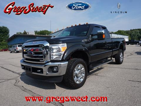 2015 Ford F-250 Super Duty for sale in North Kingsville, OH