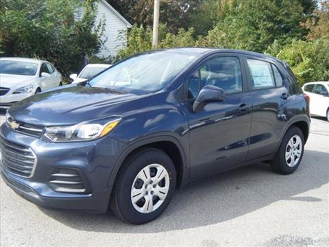 2018 Chevrolet Trax for sale in North Kingsville, OH