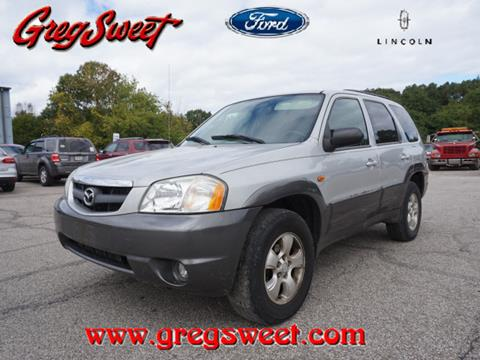 2003 Mazda Tribute for sale in North Kingsville, OH