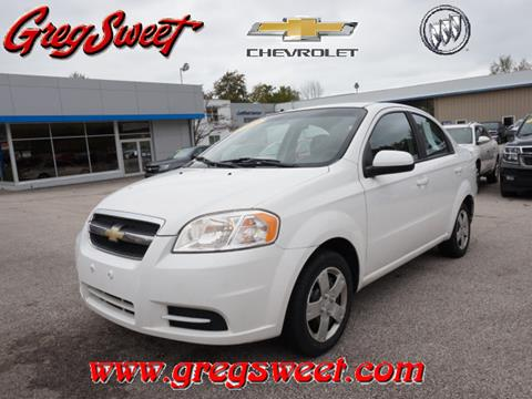 2010 Chevrolet Aveo for sale in North Kingsville, OH