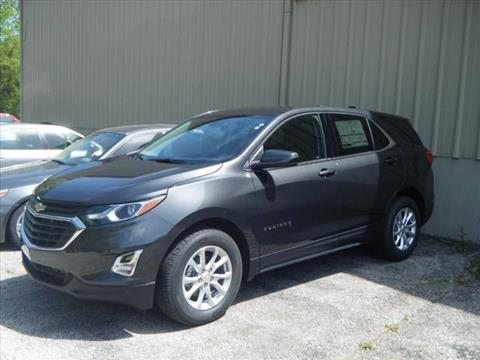 2018 Chevrolet Equinox for sale in North Kingsville, OH