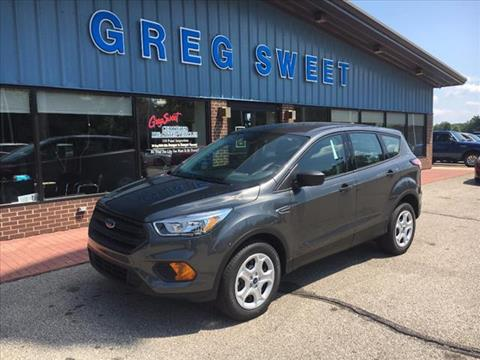 2017 Ford Escape for sale in North Kingsville, OH
