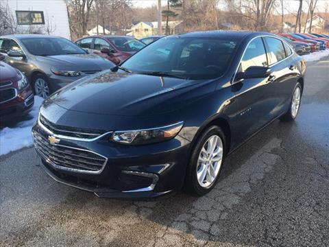 2017 Chevrolet Malibu for sale in North Kingsville, OH