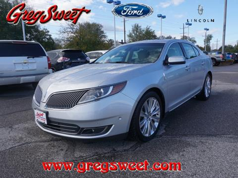 2013 Lincoln MKS for sale in North Kingsville, OH