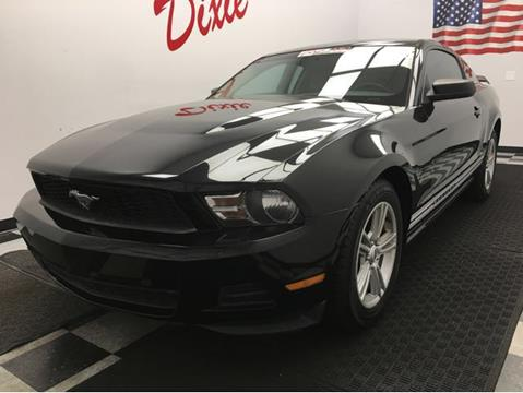 2010 Ford Mustang for sale in Fairfield, OH