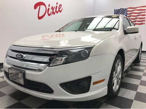 2012 Ford Fusion for sale in Fairfield, OH