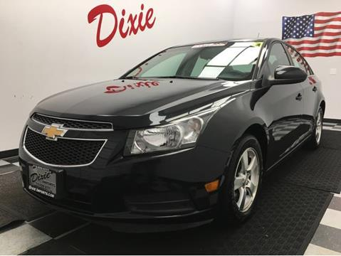 2012 Chevrolet Cruze for sale in Fairfield, OH