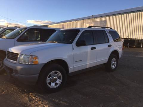 2002 Ford Explorer for sale in Mound House, NV