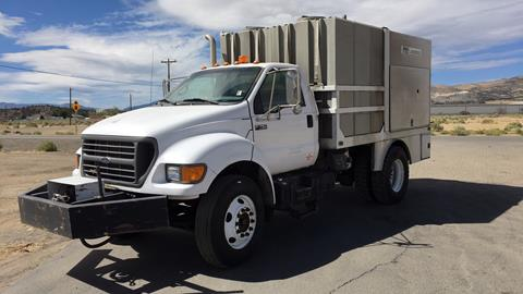 2002 Ford F-750 for sale in Mound House, NV