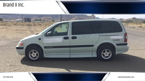 2005 Chevrolet Venture for sale in Mound House, NV