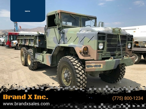 1984 AMGN M923 for sale in Mound House, NV