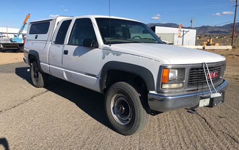 2000 GMC C/K 2500 Series for sale in Mound House, NV