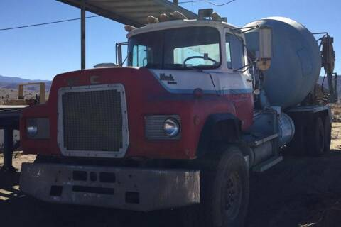 1989 Mack RD690S for sale at Brand X Inc. in Mound House NV